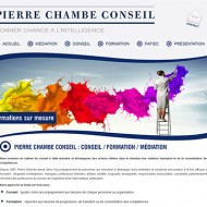 Site Web Pierre Chambe Conseil
