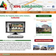 Site Web ATPS Surelevation