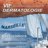 Affiche Symposium dermatologie