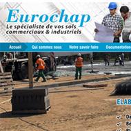 Site Web Eurochap