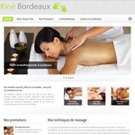 Site Web Kiné-Bordeaux