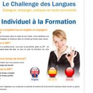 E-Mailing Le Challenge des Langues