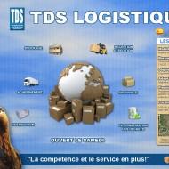 Site Web TDS Logistique