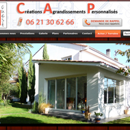 Site Web Villa Cap Ouest