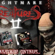 Nightmare creatures 2 PLV/POSTER