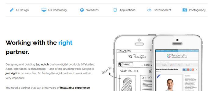 webdesign tendances 2015 agence rareview